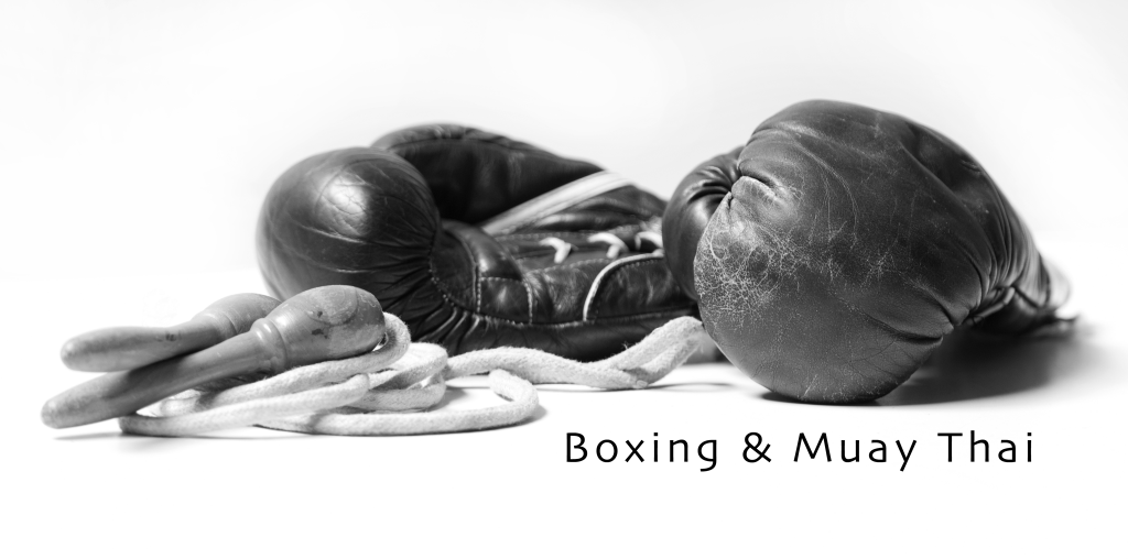 Boxing and Muay Thai Training equipment at ResilienceMT
