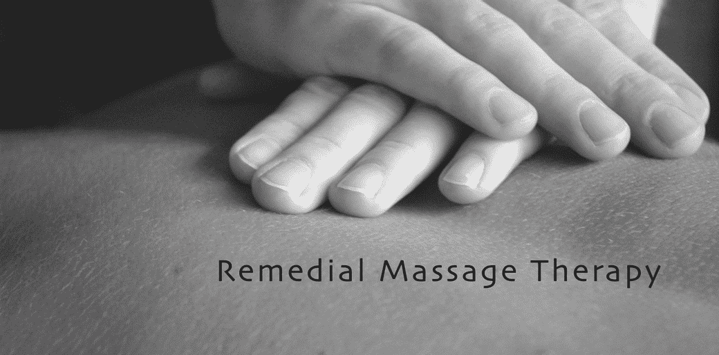 Remdial massage therapy treatment South melbourne