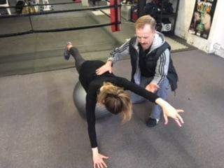 strength training in Port Melbourne